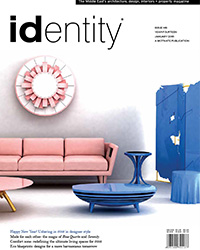 Identity Magazine Dubai 2016 - Bitangra Furniture- Press Publication