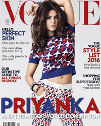 Vogue Living India April 2016 - Bitangra Furniture- Press Publication