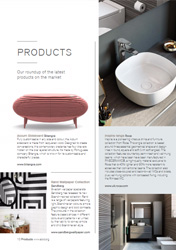 eSociety Volume 6 Issue-1 Bitangra Furniture - Press Publication - Accum Sideboard