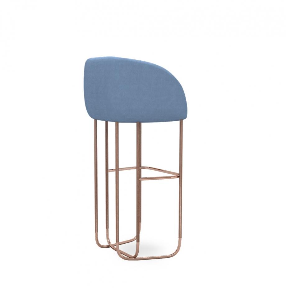 Utah Bitangra : utah modern contemporary bar stool upholstred serenity velvet pantone color bitangra furniture design 05 920x933 from www.bitangra.com size 920 x 933 jpeg 246kB