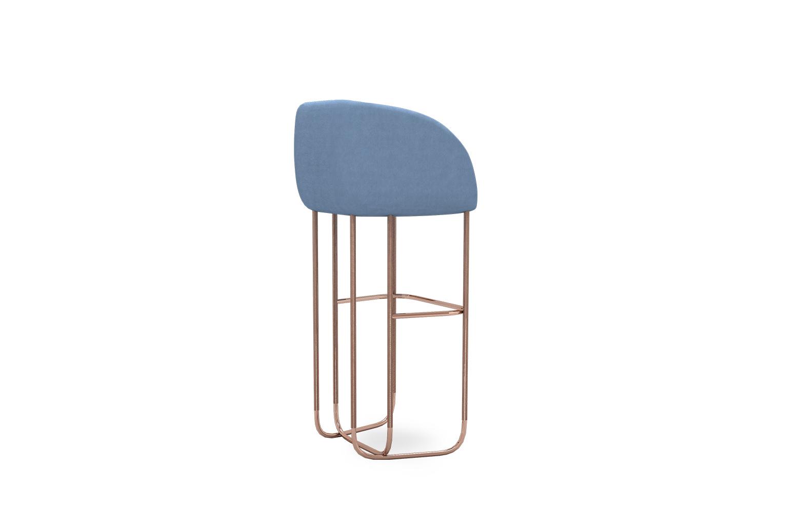 Utah Bitangra : utah modern contemporary bar stool upholstred serenity velvet pantone color bitangra furniture design 05 from www.bitangra.com size 1556 x 1000 jpeg 95kB