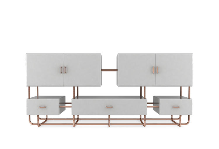 contemporary-sideboard-lacquered-wood-gold-leaf-copper-tubes-01