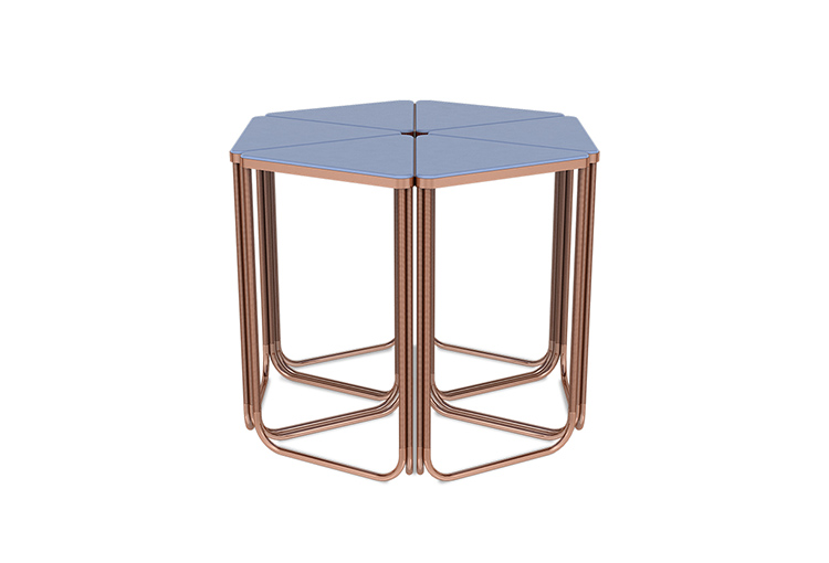 mid-century-inspired-modular-side-table-made-of-lacquered-wood-and-copper-tubes-04