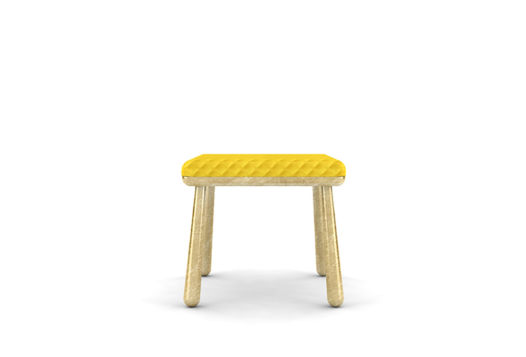 contemporary-lacquered-wood-faus-leather-gold-leaf-stool-bitangra-furniture-design-01
