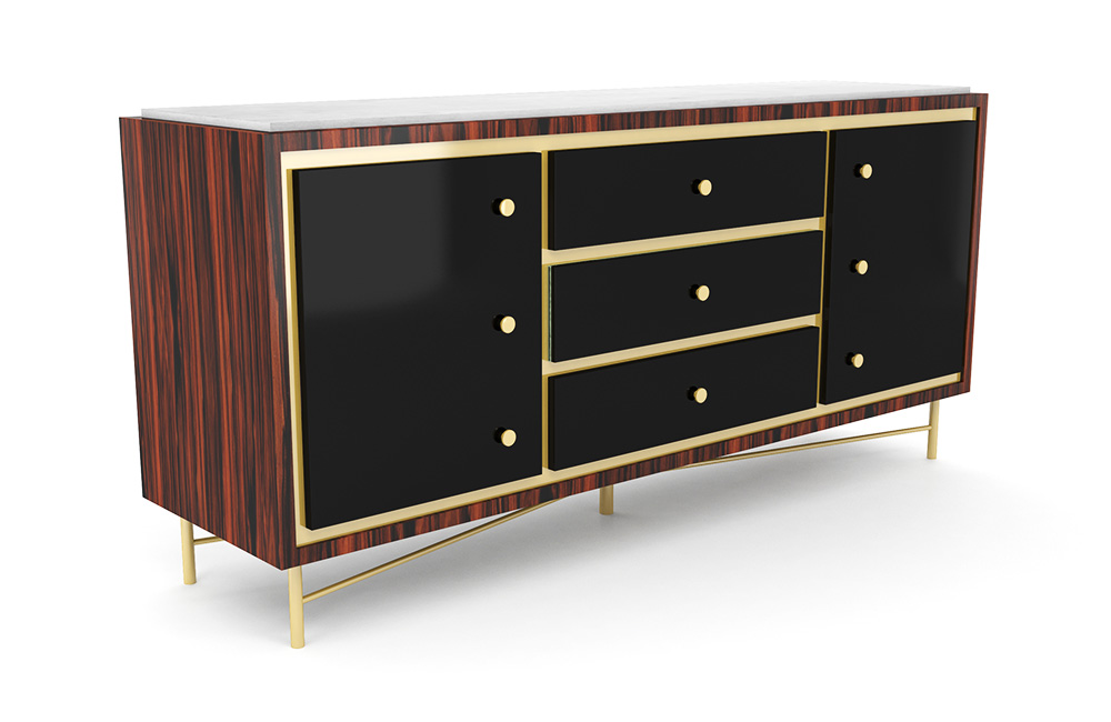 tavola-sideboard-ironwood-polished-brass-marble-jq-furniture-1